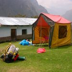Inca Trail Dining experience