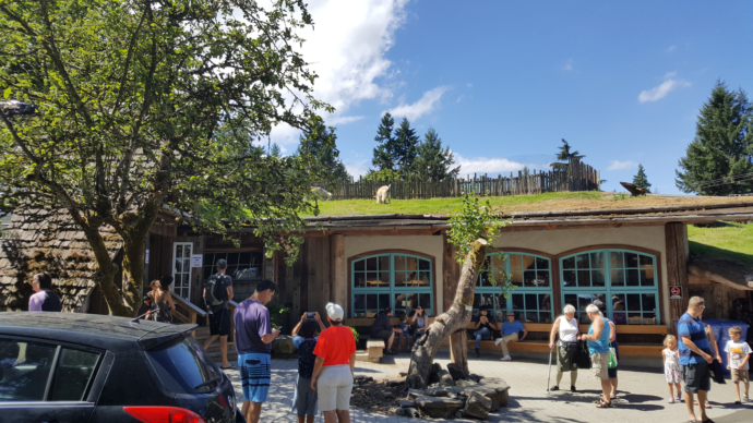 Old Country Market - Coombs - Vancouver Island