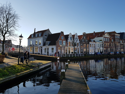 Canals in the Netherlands - Spaarne, Haarlem